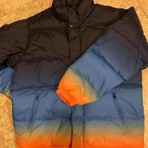 Supreme Gradient Puffer Jacket